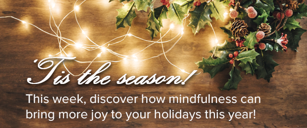 mindfulness during the holiday stress | emindful.com