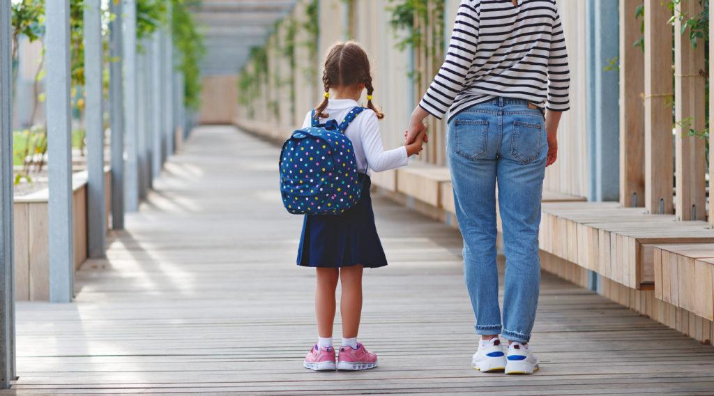 back to school mindful parenting | emindful.com