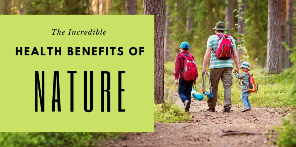 health benefits of nature | emindful.com