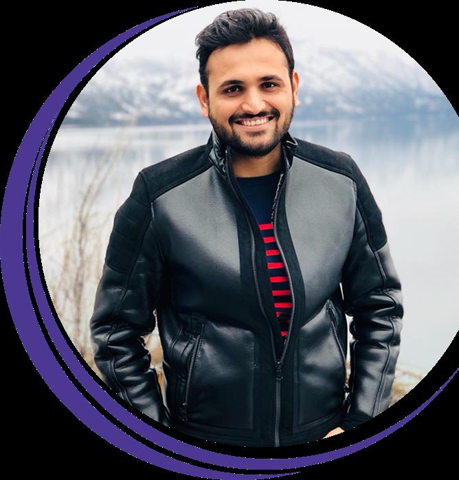 Testimonial IMG - Pratik Patel