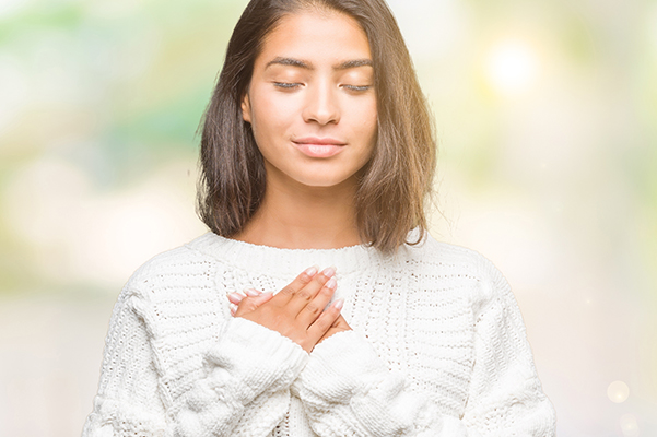 Open your heart to patience with mindfulness